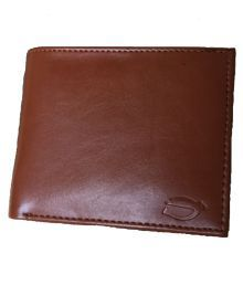 Corus Tan Men's Wallet (BMWAVC675)