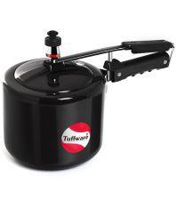 Tuffware 2 Hard Anodized InnerLid Pressure Cooker