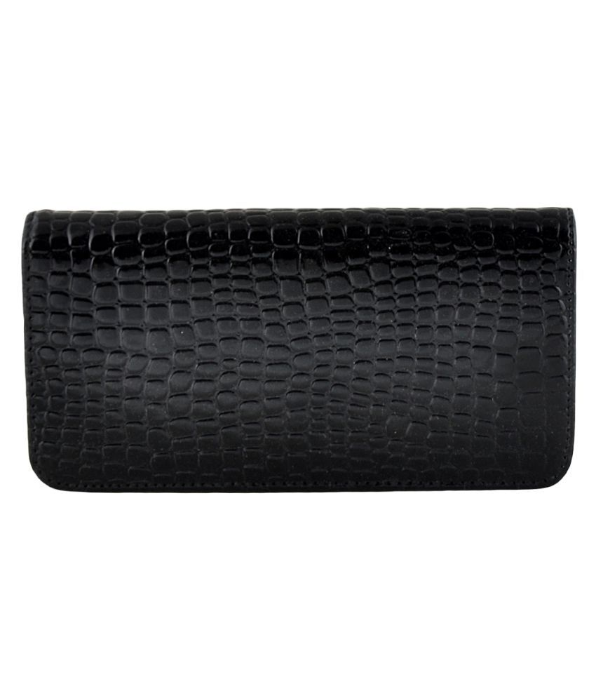 Dolse & Stela. Black Wallet
