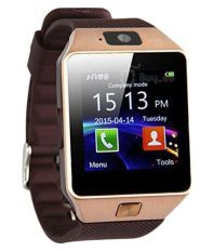 Life Like DZ09 Bluetooth Smartwatch With Sim & SD Card Support