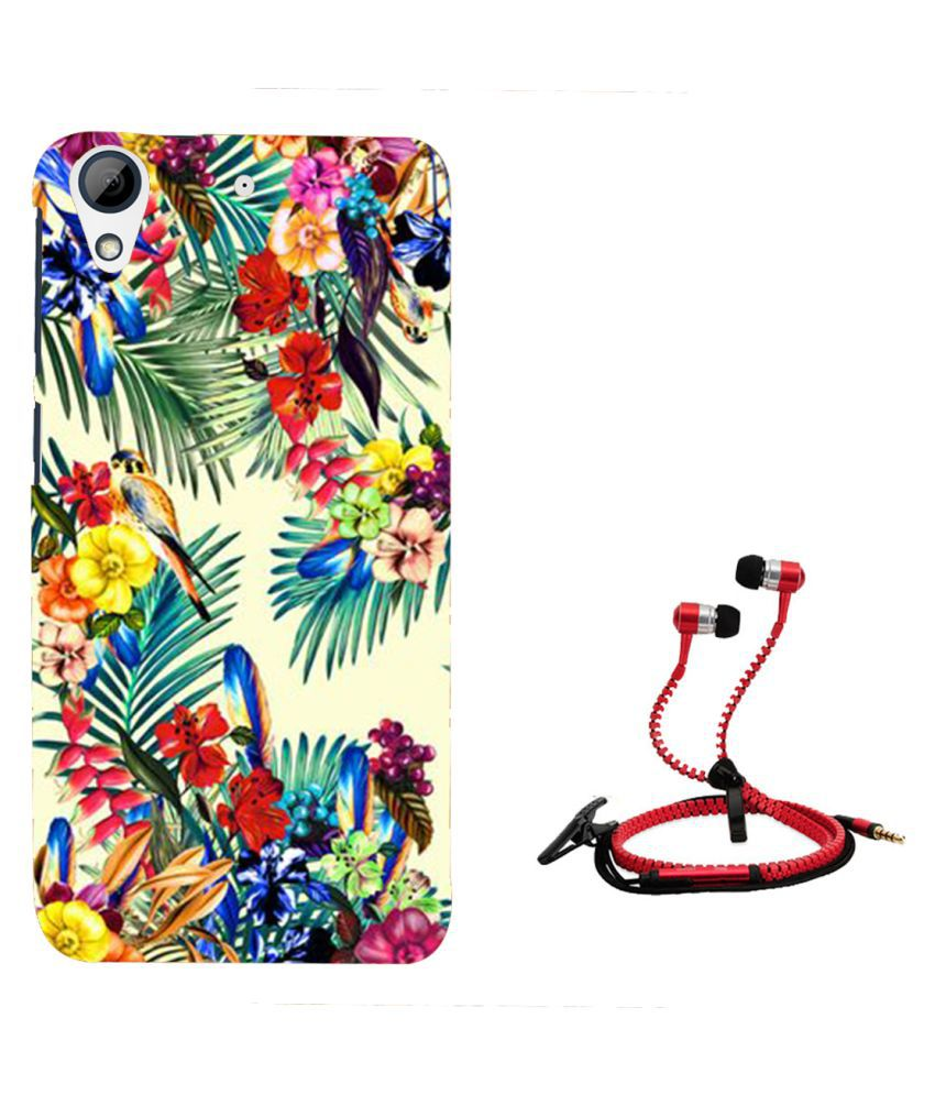 HTC Desire 626 Printed Cover By Style Crome