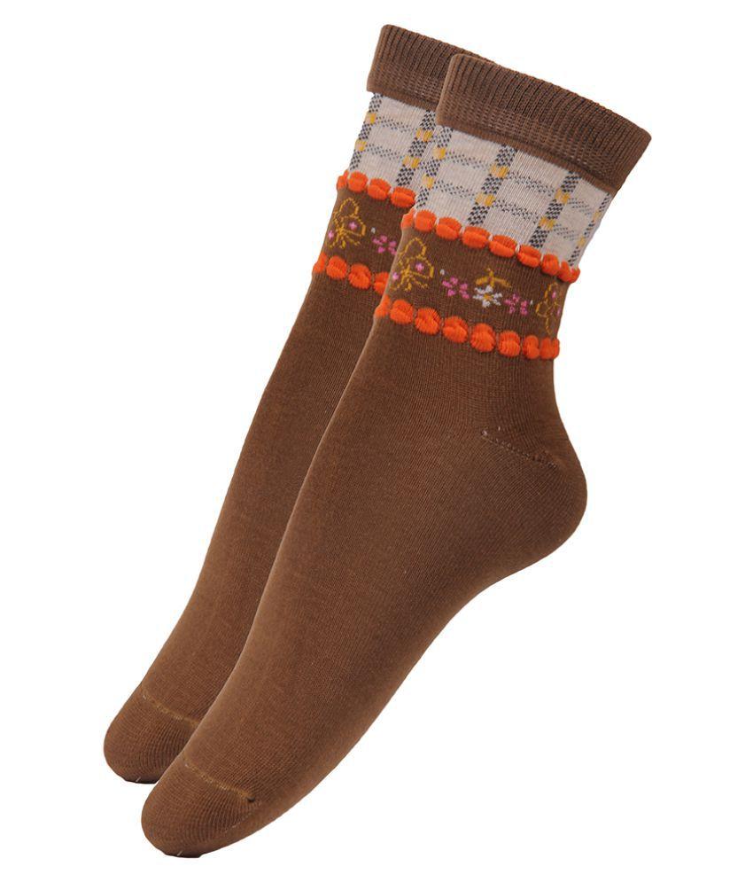 Fuego Stylish Multicolor Socks