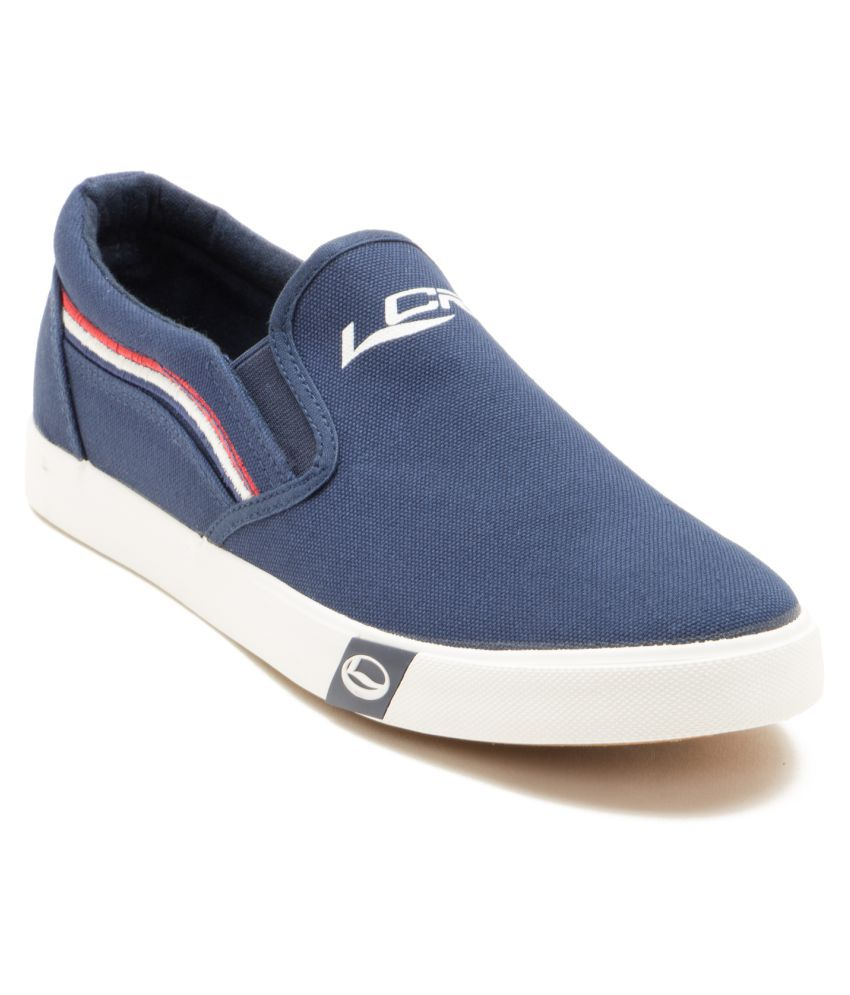 d42750c8dfb Lancer Men s Canvas Sneaker Navy Casual Shoes - Buy Lancer Men s Canvas  Sneaker Navy Casual Shoes Online at Best Prices in India on Snapdeal