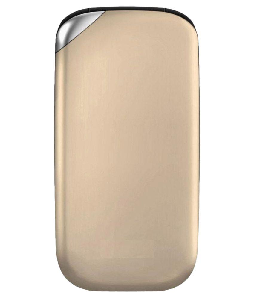 Karbonn K Flip2 Gold