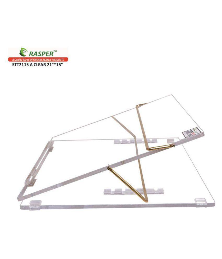 ... Rasper Clear Acrylic Table Top Elevator Part 59