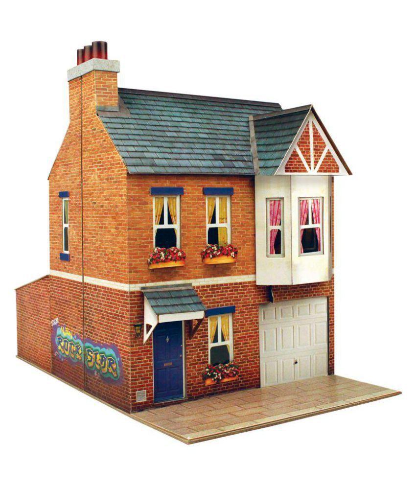 row house model making kit buy row house model making kit online rh snapdeal com