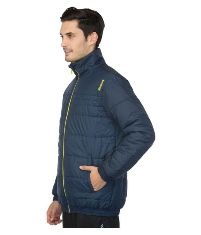 0e1adf6c210 Buy Reebok Polyester Blend Bomber Jackets Online at Best Prices in ...
