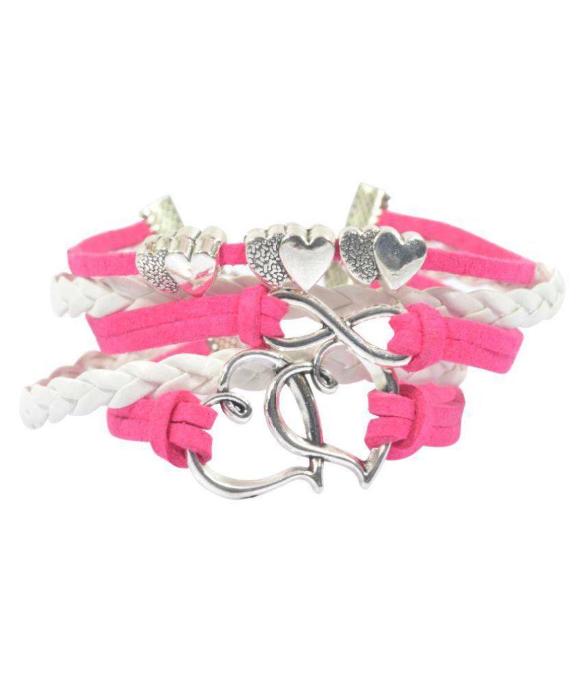 Alpha Man Multicolour Bracelet