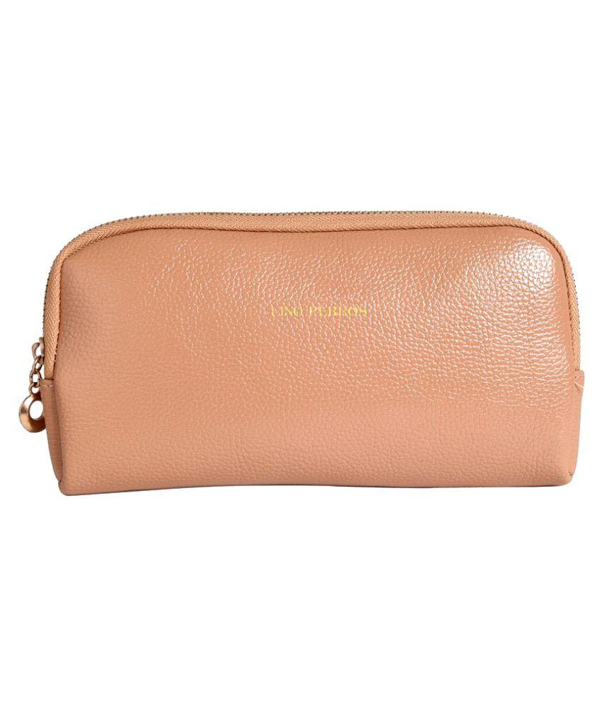 LINO PERROS SLING BAG BEIGE price at Flipkart, Snapdeal, Ebay ...