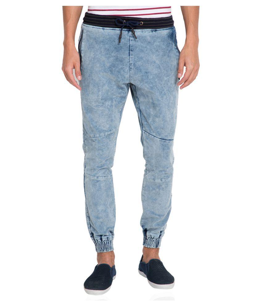 Locomotive Indigo Blue Slim Jeans