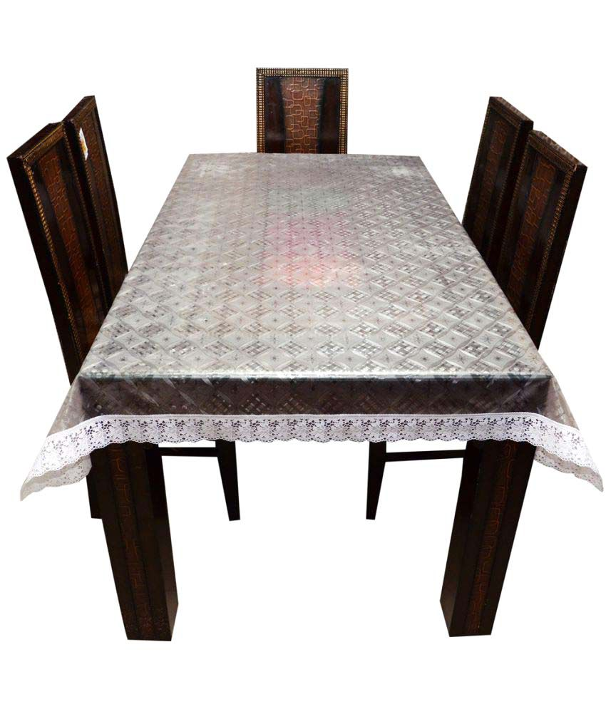 Marvels 6 Seater PVC Single Table Covers