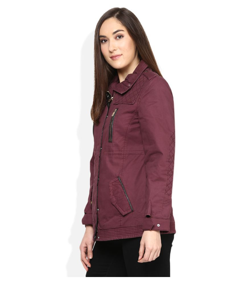 f467043844f Buy Madame Cotton Bomber Jackets Online at Best Prices in India ...