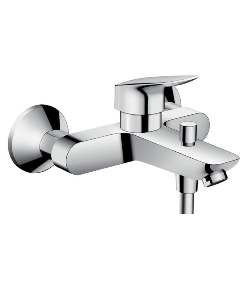 Buy Hansgrohe Logis Brass Wash Basin Mixer Online at Low Price in ...