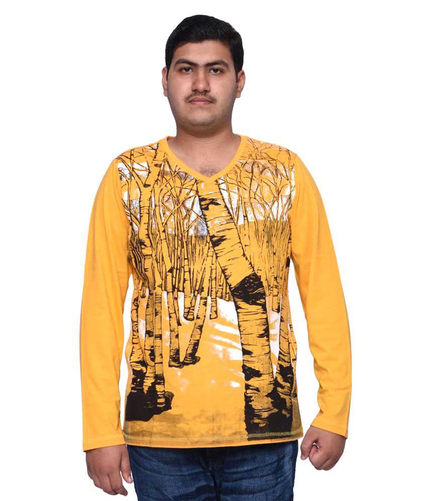 Oneliner Multi V-Neck T-Shirt