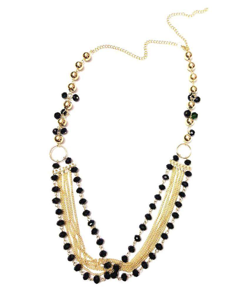 Curvyy Multicolour Necklace