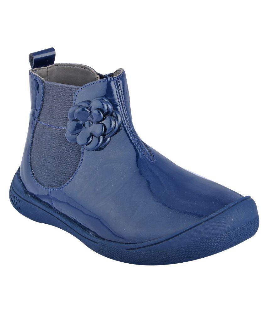 Beanz Blue Boot