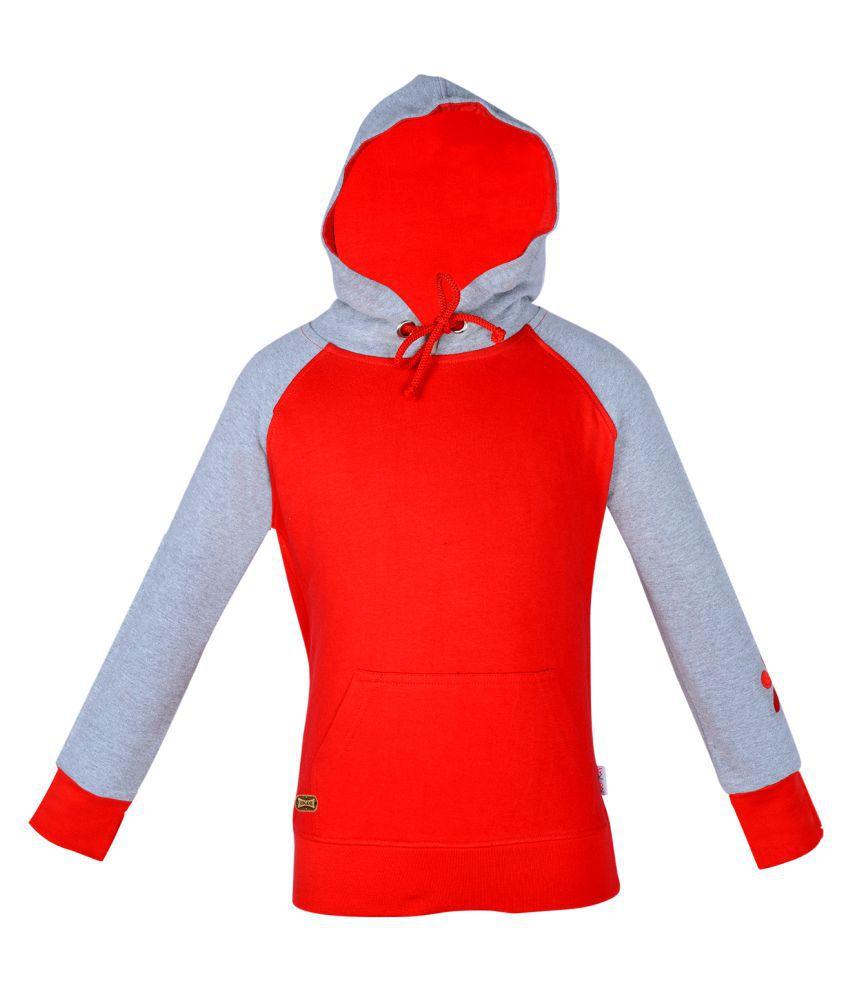 Gkidz Red Sweatshirt