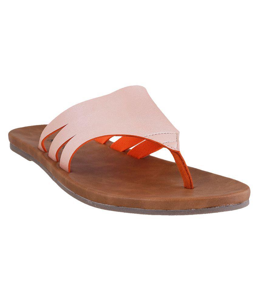 MOCHI PeachPuff Slippers