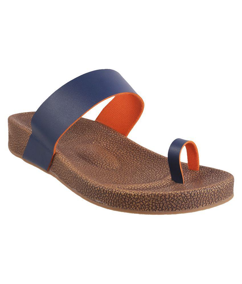 MSL BLUE Slippers