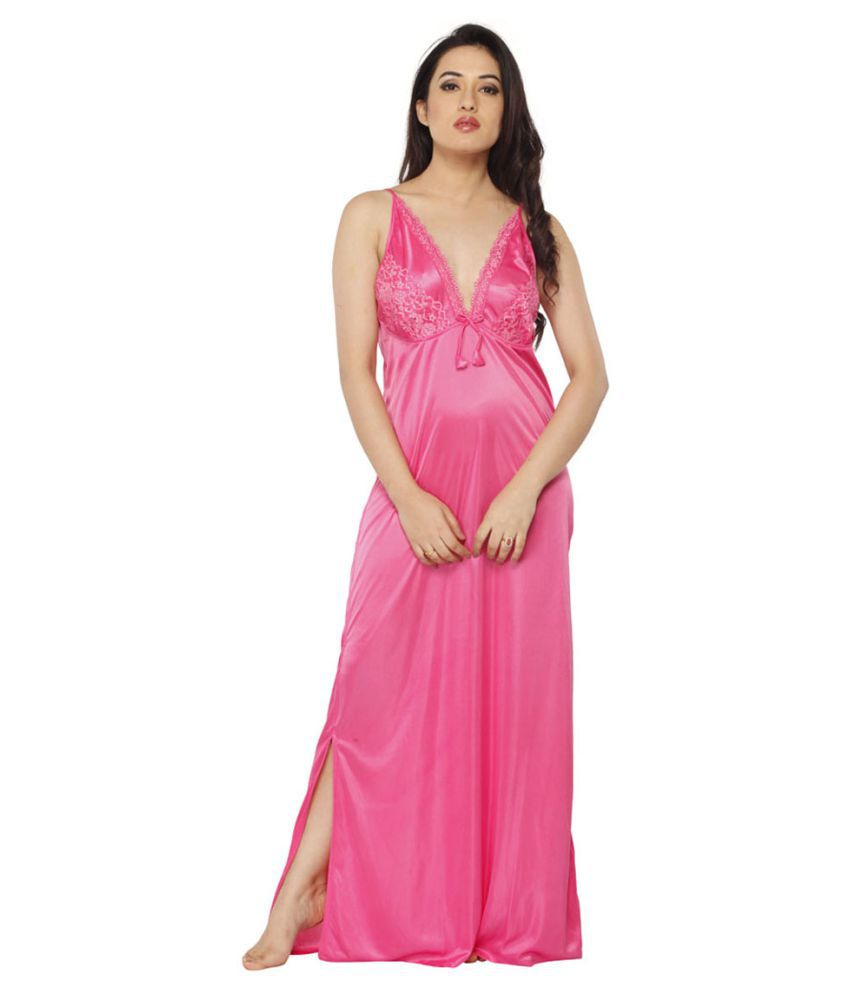 3be839e341724 Buy Vixenwrap Net Nighty & Night Gowns Online at Best Prices in ...