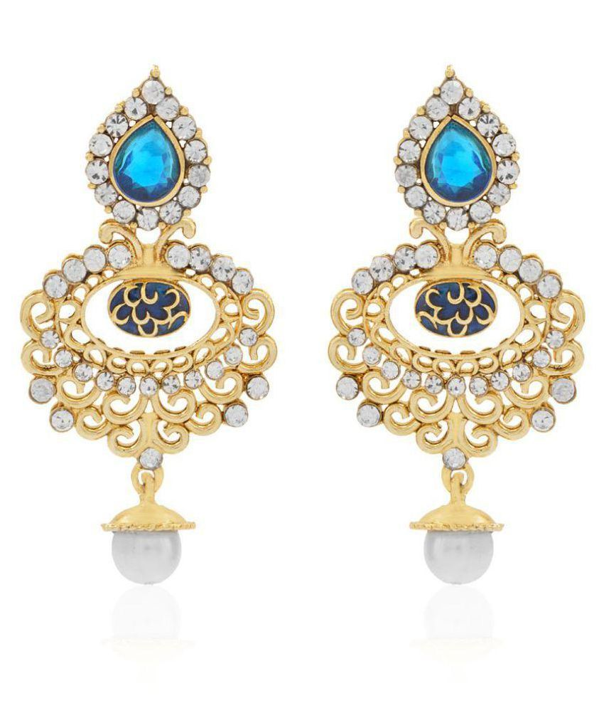 Jewels Gehna Multicolor Earrings