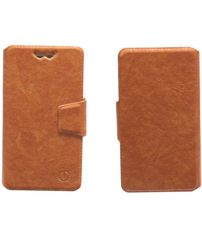 Sony Xperia X Compact Flip Cover by Jojo - White