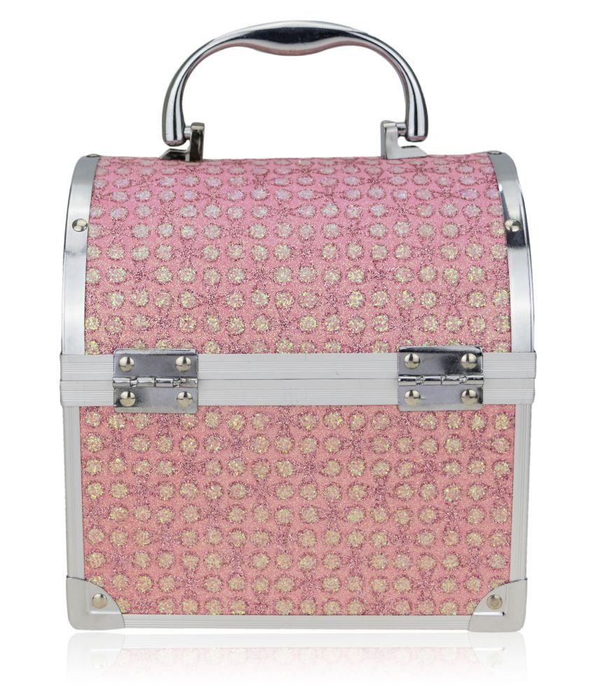Zeva Pink Jewellery Box
