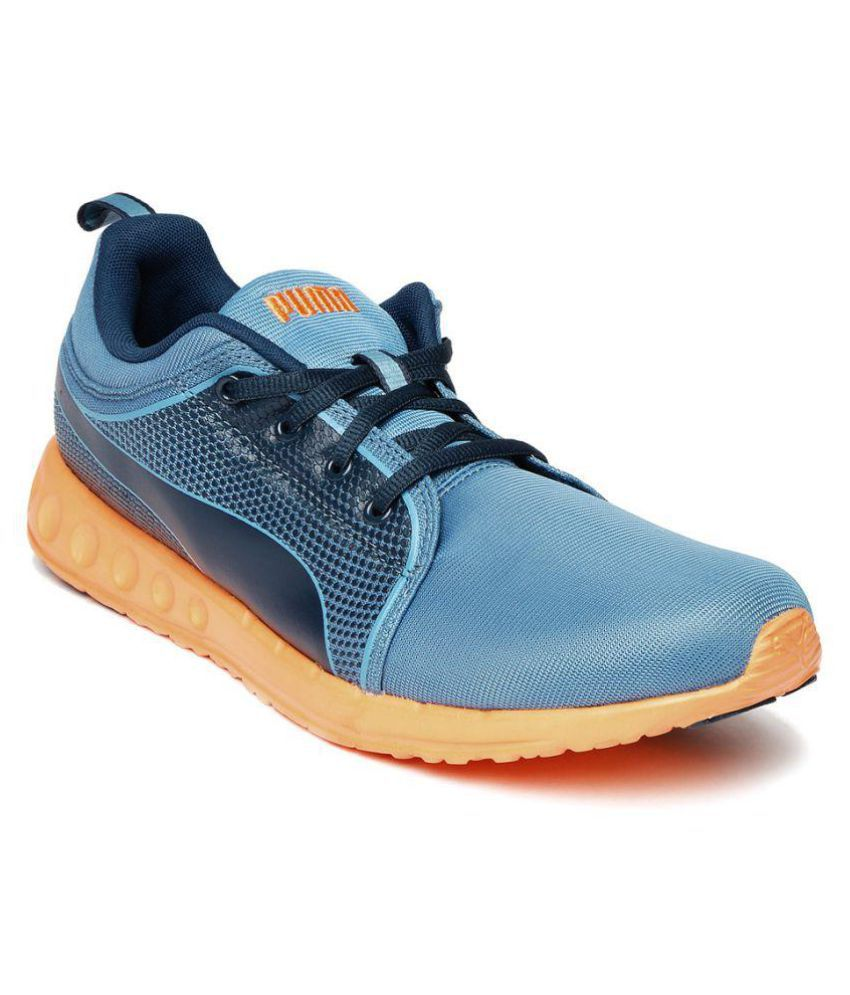 6c3b870b355 Puma Carson Runner Inno DP Blue Running Shoes - Buy Puma Carson Runner Inno  DP Blue Running Shoes Online at Best Prices in India on Snapdeal