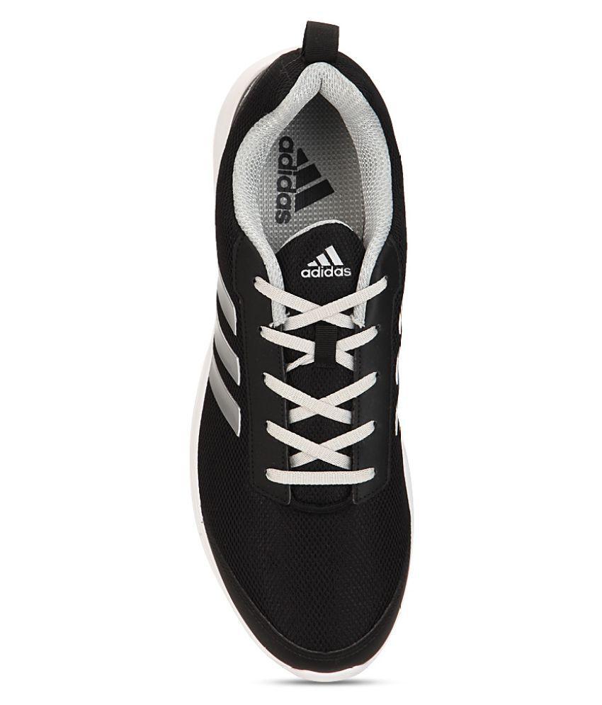 Adidas YKING 1.0 Black Running Shoes - Buy Adidas YKING 1