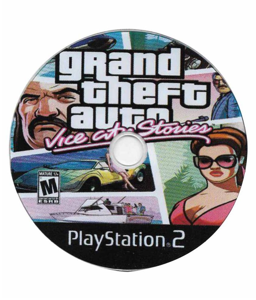 Buy Grand Theft Auto Vice City Stories ( PS2 ) Online at