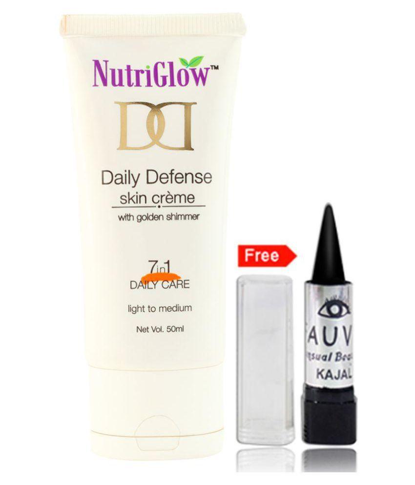 Nutriglow Daily Defense Skin Crème Cleanser 50 ml