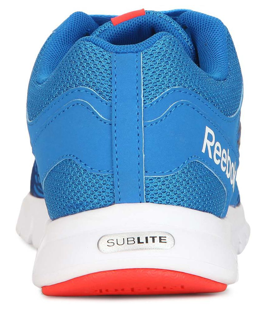 ... Reebok Sublite Escape3.0 Blue Running Shoes ...