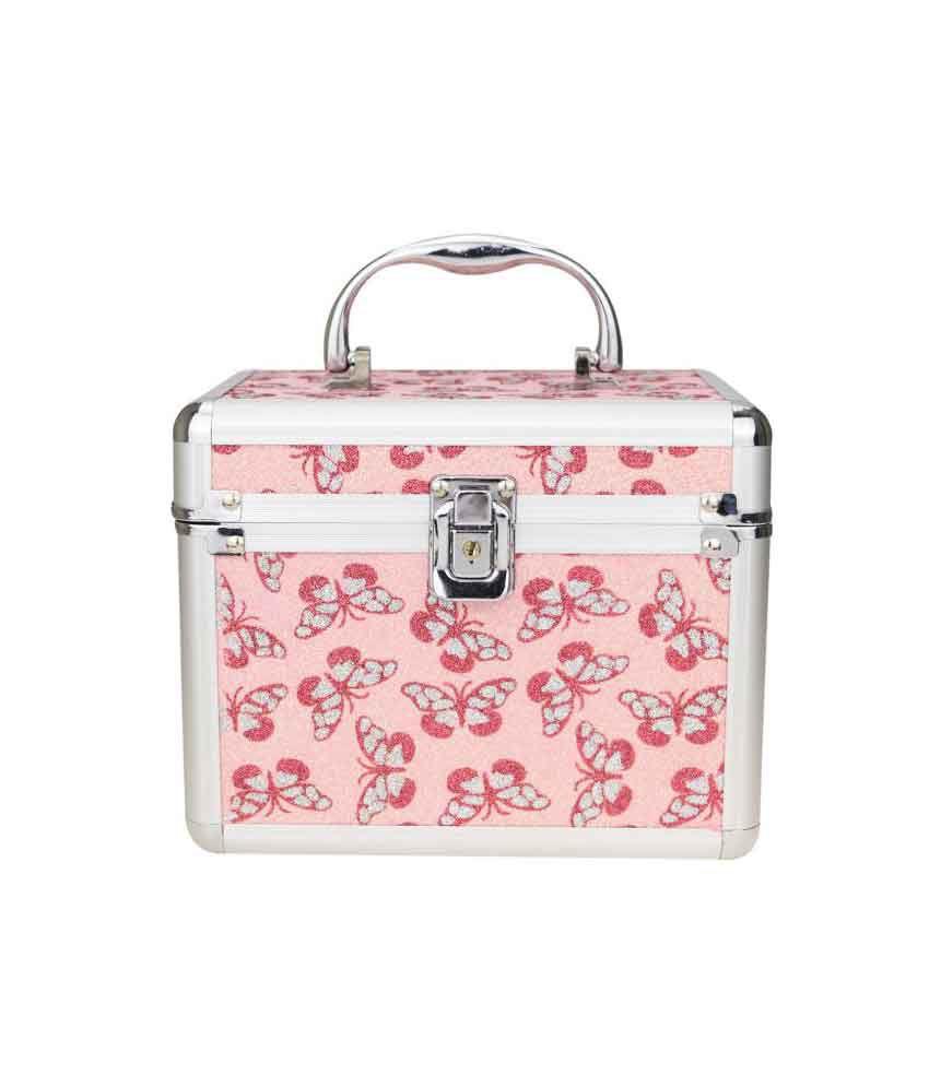 Avenue Designer Pink Jewellery Box