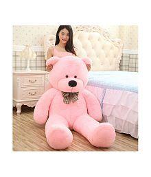 AVS Pink Fabric Teddy Bear - 152cm