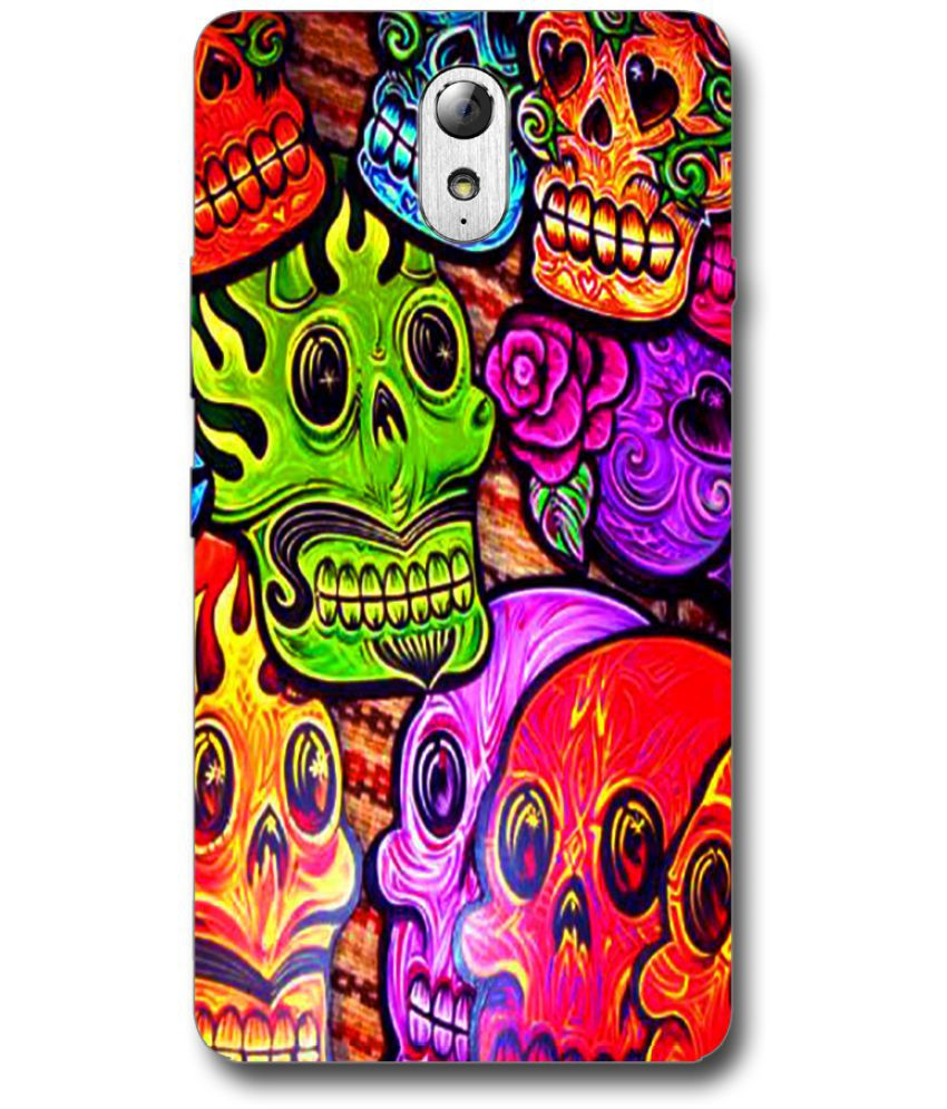 Lenovo Vibe P1M Printed Cover By Cell First