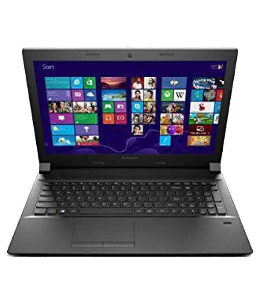 Lenovo B Series B41-80-80LG002IH Notebook Intel Pentium 4 GB 35.56cm(14) DOS Black