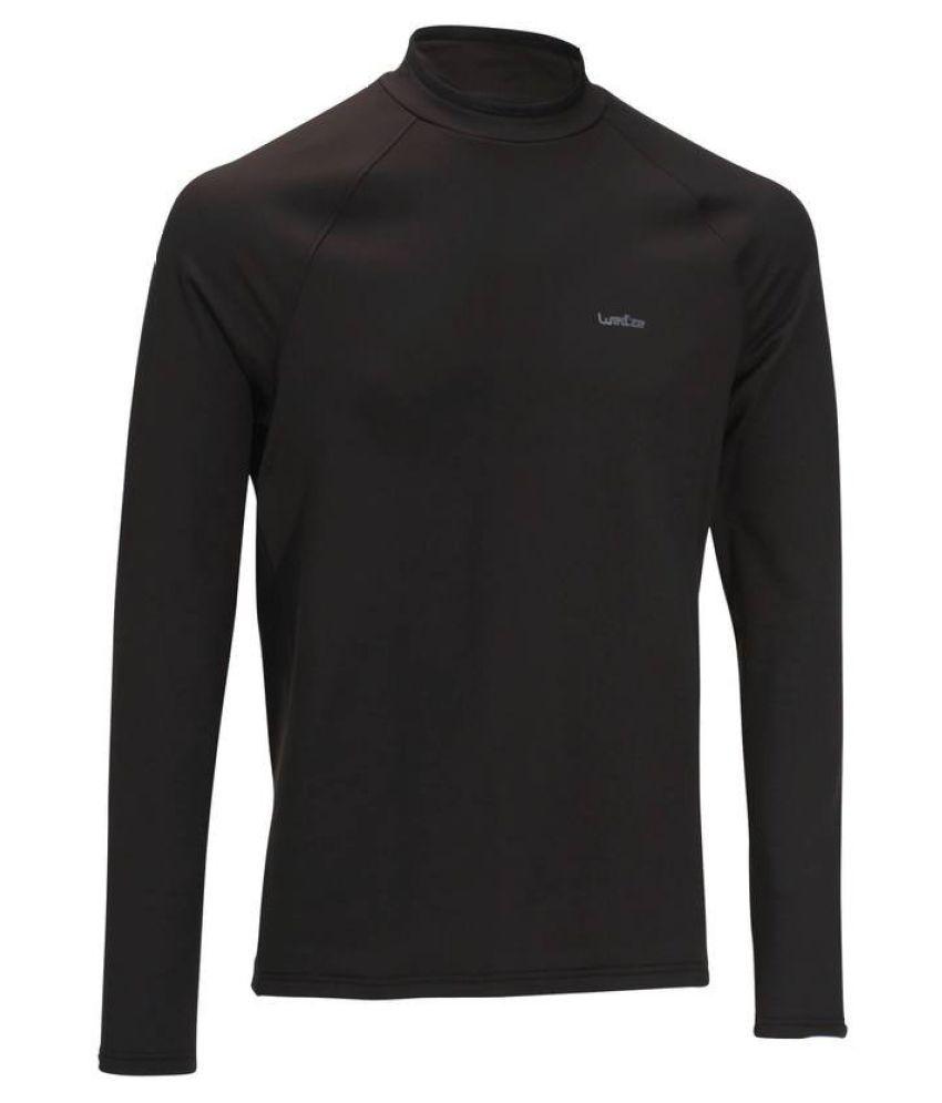 Wedze Black Innerwear
