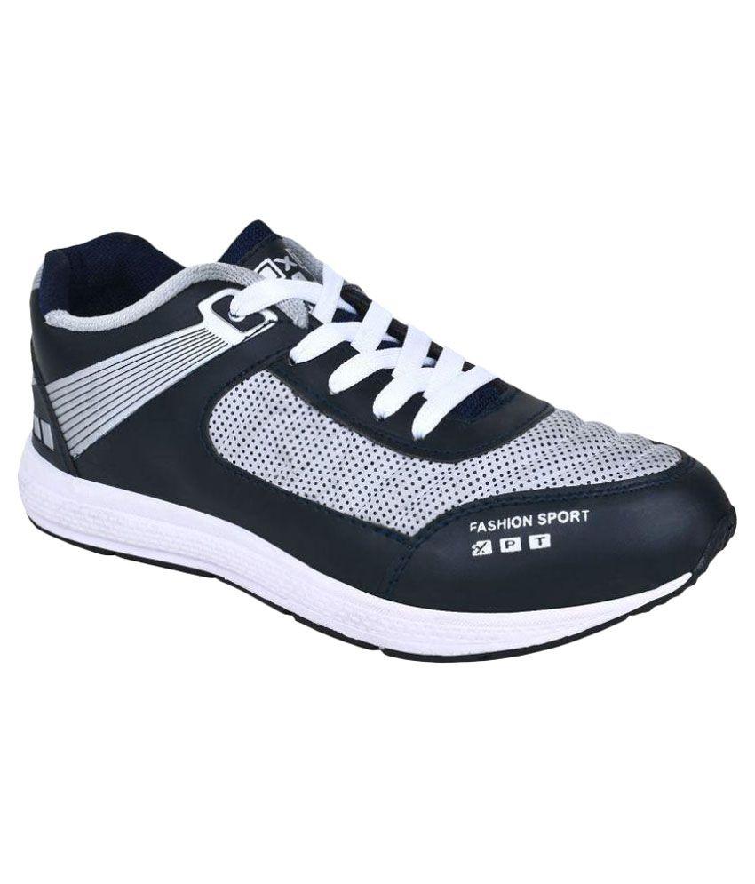 Earton Footwear Blue Running Shoes