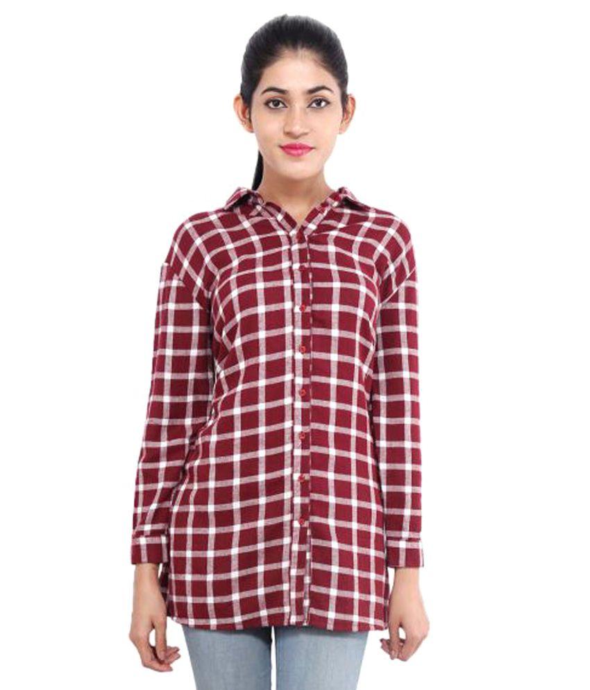 Florablanca Cotton Shirt