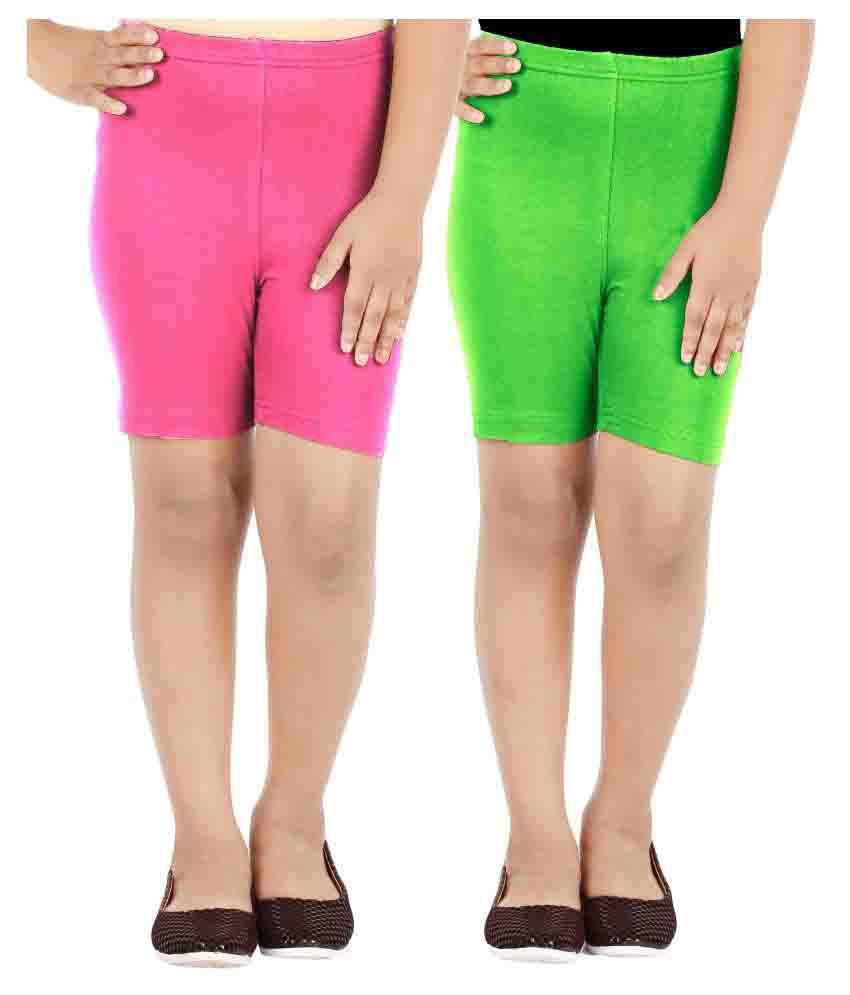 Lula Multicolour Hot Pants
