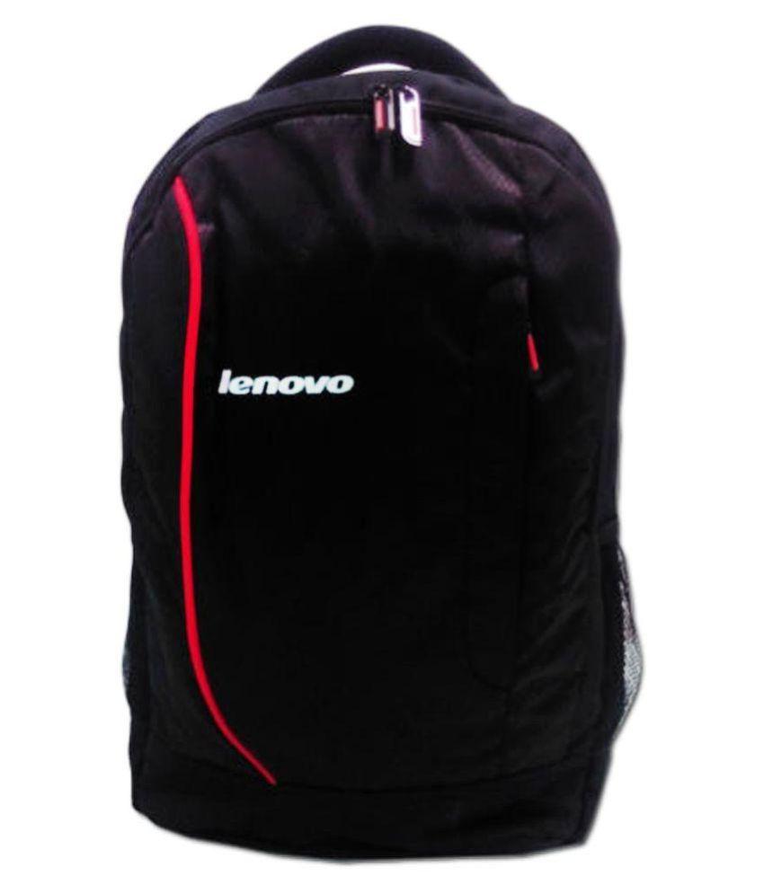 Lenovo Black Laptop Bags