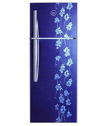 Godrej 261 Ltr 3 Star RT EON 261 P 3.4 Double Door Refrigerator - Denium Petal