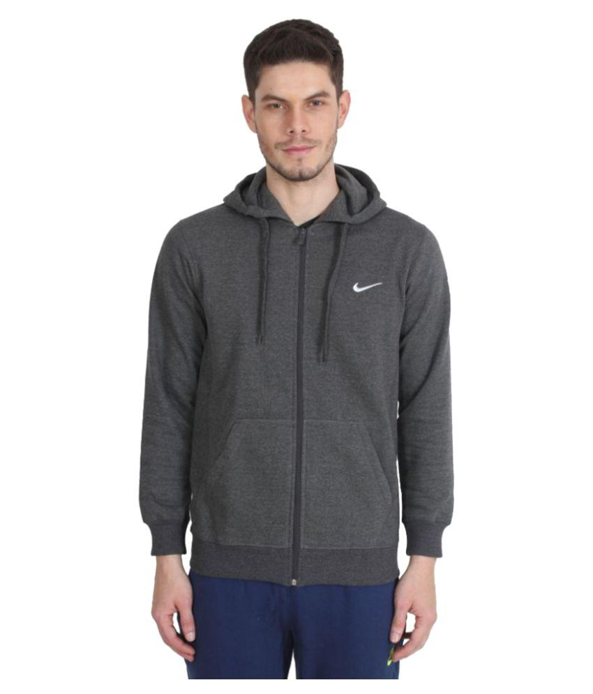 75626e7dfe2db Nike Grey Casual Jacket - Buy Nike Grey Casual Jacket Online at Low Price  in India - Snapdeal