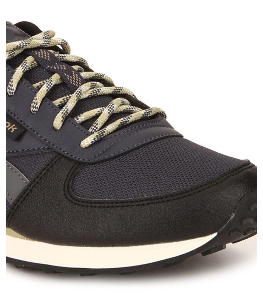 f8da4c7603fa9 Reebok ROYAL CLJOGGER WLD Black Running Shoes - Buy Reebok ROYAL ...
