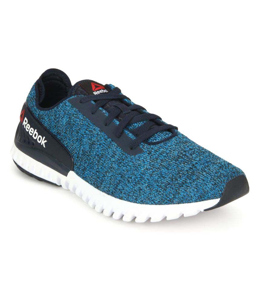 f4dd56fa6a90c0 Reebok Twistform 3.0 Hthr Blue Running Shoes - Buy Reebok Twistform ...