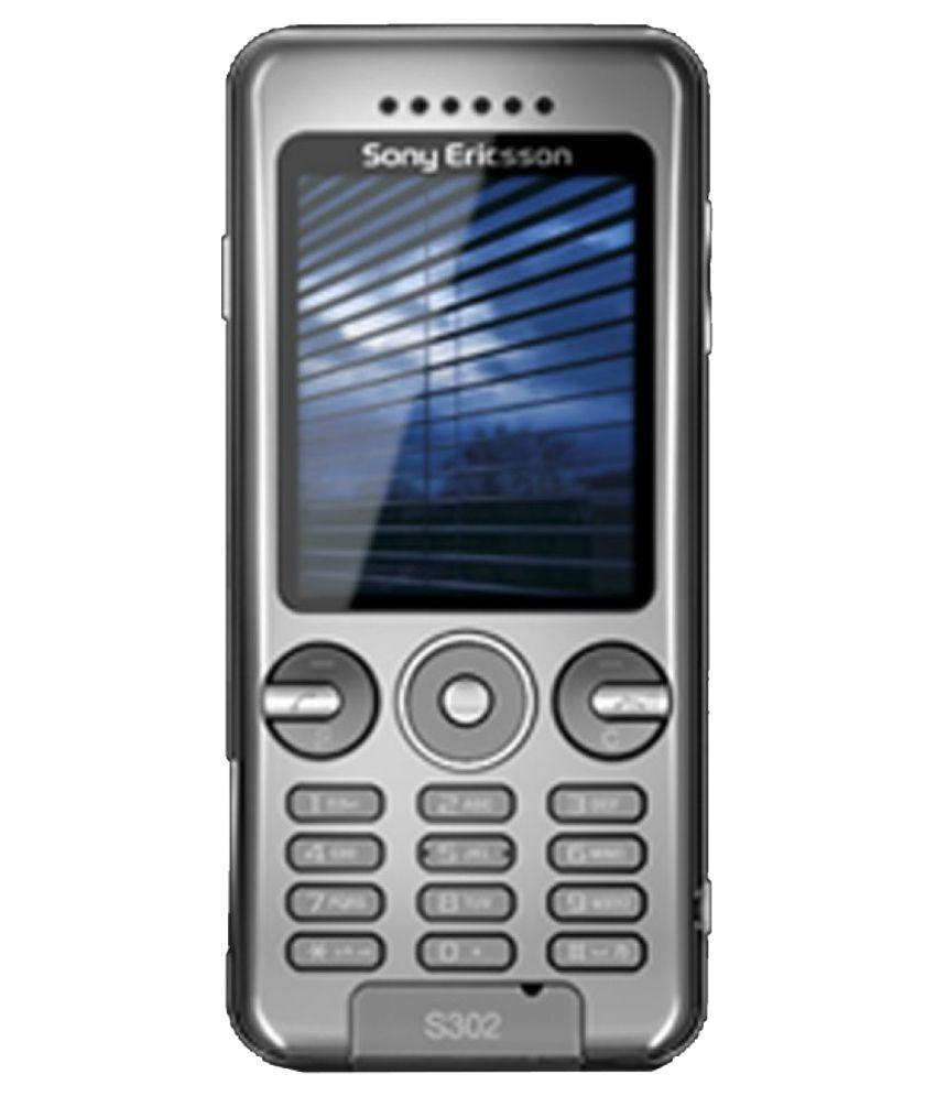 Sony Ericsson S302 32 MB Dark Grey
