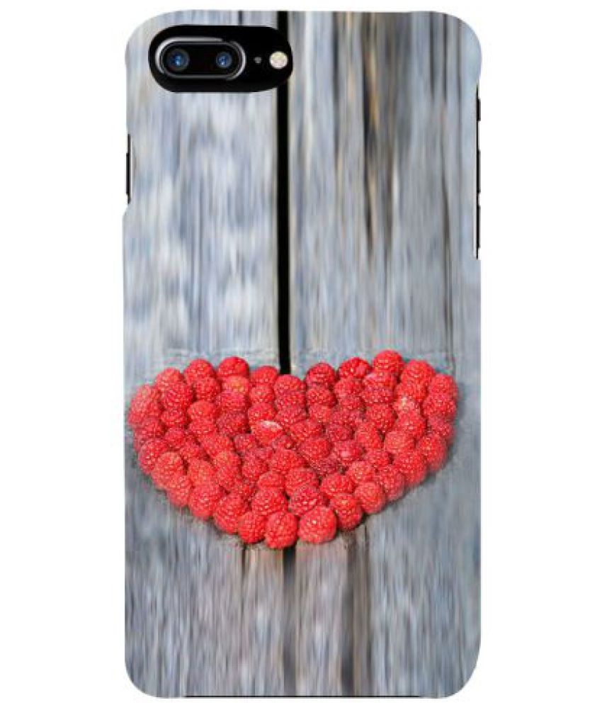 Apple iPhone 7 Plus 3D Back Covers By Fuson