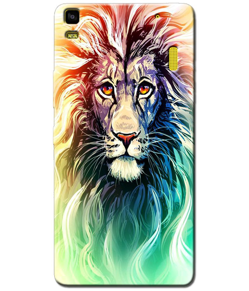 Lenovo K3 Note Printed Cover By Cell First