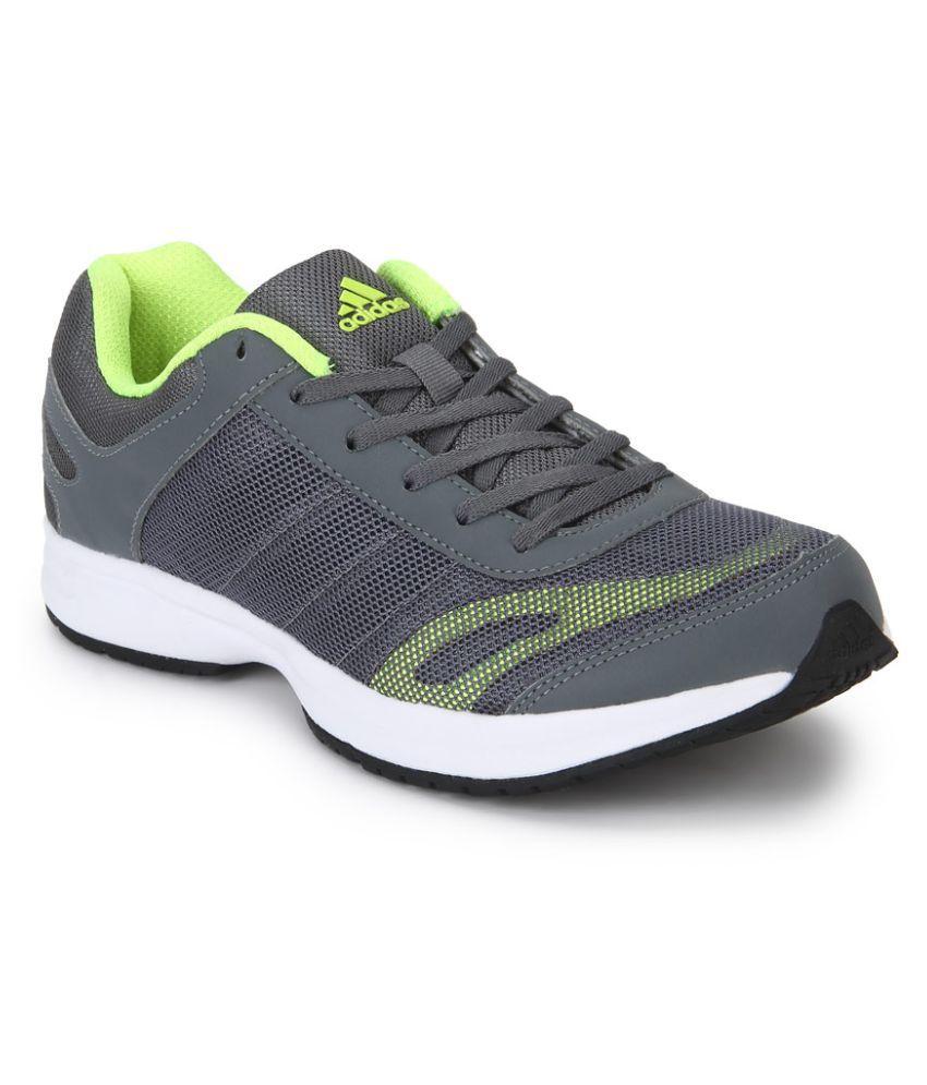 4100ef961 ... denmark adidas ryzo 3.0 gray running shoes buy adidas ryzo 3.0 gray running  shoes online at
