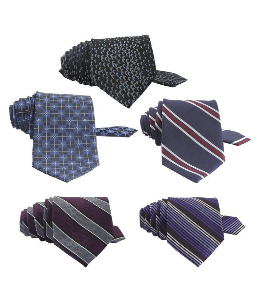 Orosilber Multi Formal Necktie